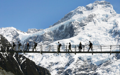 A Must Try – Mt Cook, Hooker Valley Track