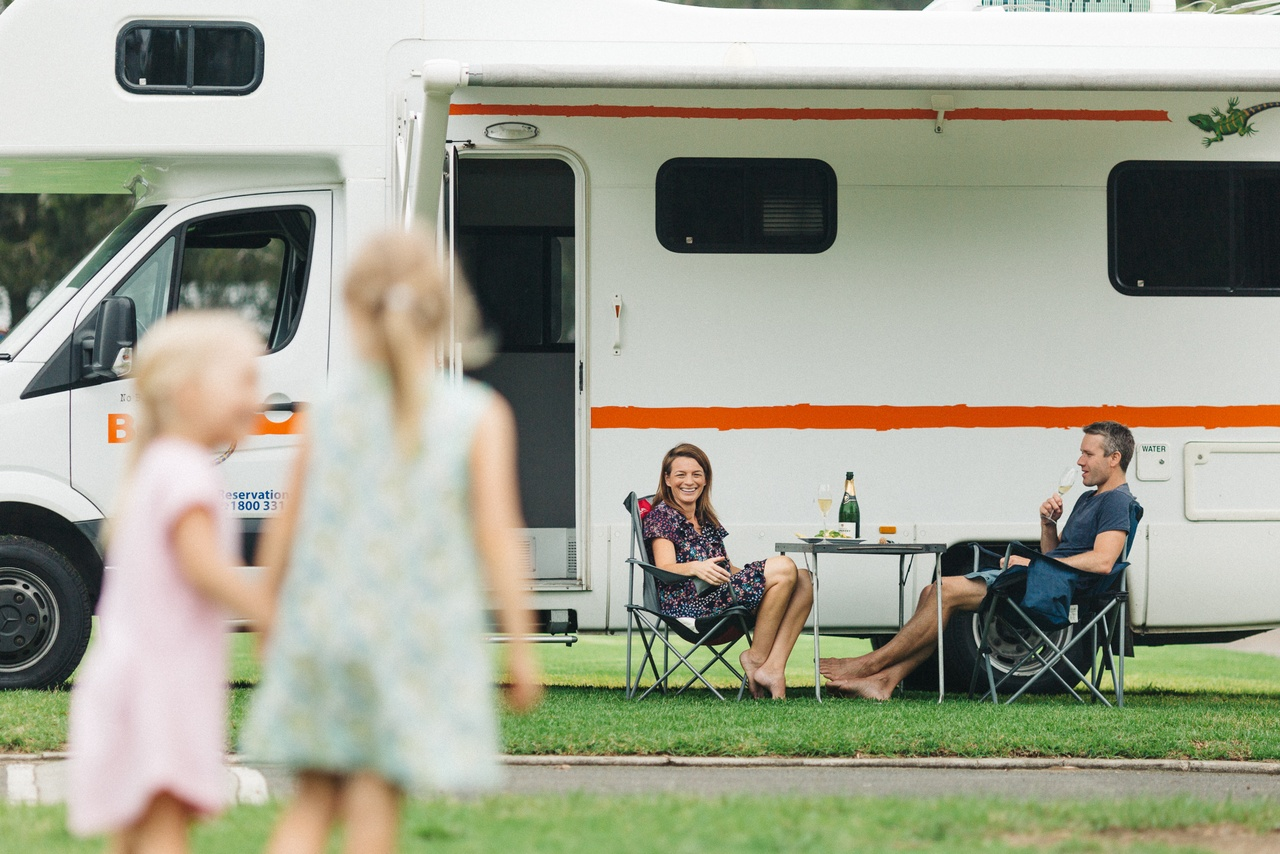 NSW Shoalhaven Heads Holiday Park